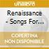 Renaissance - Songs For All Seasons (2 Cd)
