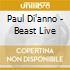Paul Di'anno - Beast Live