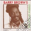 Barry Brown - Steppin'Up Dub Wise