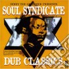 (LP VINILE) LP - SOUL SYNDICATE       - SOUL SYNDICATE AT CHANNEL ONE