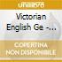 Victorian English Ge - Victorian English Gentlemens