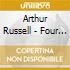 Arthur Russell - Four Songs Ep