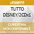 TUTTO DISNEY/2CDx1