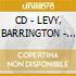 CD - LEVY, BARRINGTON - Shaolin Temple