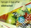 Hercules & Love Affair - Sidetracked (2 Cd)