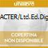 CHARACTER/Ltd.Ed.Digipack