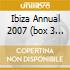 IBIZA ANNUAL 2007  (BOX 3 CD)
