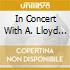 IN CONCERT WITH A. LLOYD WEBER & A. BOCELLI