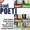 Grandi Poeti: Leopardi-Foscolo-Ungaretti-Dante  (2 Cd)