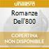 ROMANZE DELL'800