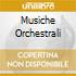 MUSICHE ORCHESTRALI