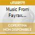 MUSIC FROM FAYRAX MANUSCRIPT