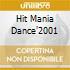HIT MANIA DANCE'2001