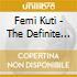 Femi Kuti - The Definite Collection
