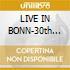 LIVE IN BONN-30th OCTOBER 2002