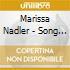 Nadler  Marissa - Song 3: Bird On The Water