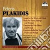 Plakidis Peteris - Songs Of The Wind And Blood, Concerto Per Due Oboi E Archi