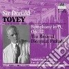 Tovey Donald - Sinfonia In Re Op.32, The Bride Of Dionysus