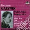Galynin German - Musica Per Pianoforte, Vol.1