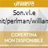SON.VL.E CHIT/PERLMAN/WILLIAMS