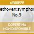 BEETHOVEN:SYMPHONIE NO.9