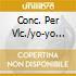 CONC. PER VLC./YO-YO MA