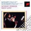 Perahia / Lupu - Wolfgang Amadeus Mozart Sonata 448 - Franz Schubert Fantasia D940
