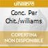 CONC. PER CHIT./WILLIAMS