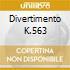 DIVERTIMENTO K.563