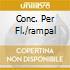 CONC. PER FL./RAMPAL