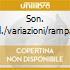 SON. FL./VARIAZIONI/RAMPAL