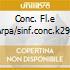 CONC. FL.E ARPA/SINF.CONC.K297
