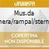 MUS.DA CAMERA/RAMPAL/STERN/ROS