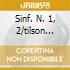 SINF. N. 1, 2/TILSON THOMAS
