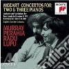 Wolfgang Amadeus Mozart - Concertos Nos 2 & 3