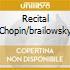 RECITAL CHOPIN/BRAILOWSKY