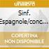 SINF. ESPAGNOLE/CONC. PER VL.