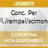 CONC. PER FL./RAMPAL/SCIMONE