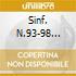 SINF. N.93-98 (LONDINESI)