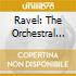 RAVEL: THE ORCHESTRAL WORKS VOL I