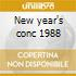 New year's conc 1988