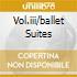VOL.III/BALLET SUITES