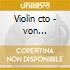 Violin cto - von karajan/mutter/berl. ph
