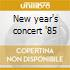 New year's concert '85