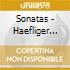 SONATAS - HAEFLIGER ANDREAS