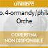 SYMS.NO.4-ORMANDY/PHILADELPHIA ORCHE