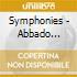 SYMPHONIES - ABBADO CLAUDIO
