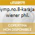 Symp.no.8-karajan wiener phil.