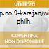 Symp.no.9-karajan/wiener philh.