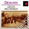 Claude Debussy - Complete Works For Solo Piano Vol.1